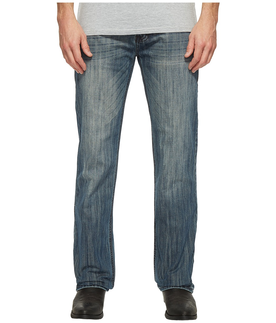Rock and Roll Cowboy - Double Barrel in Medium Wash M0S1442