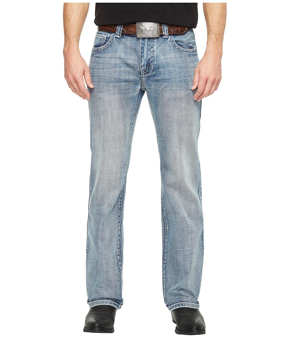 Rock and Roll Cowboy Pistol Straight Leg in Dark Vintage M1P1456 (Dark Vintage) Men