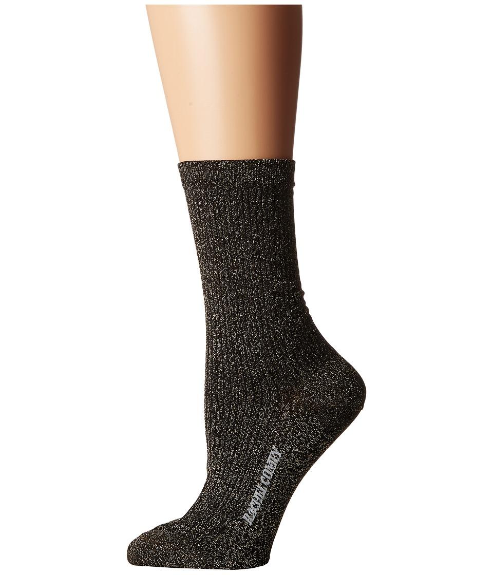 Rachel Comey - Metallic Rib Sock