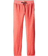 Roxy Kids - Fleece Pants w/ Roxy Logo (Big Kids)