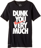 Nike Kids - Dry Dunk You Short Sleeve Tee (Little Kids/Big Kids)