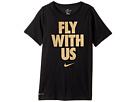 Nike Kids - Dry Fly With Us Short Sleeve Tee (Little Kids/Big Kids)