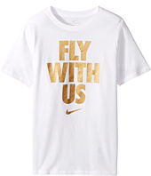 Nike Kids - Dry Fly With Us Short Sleeve Tee (Little Kids/Big Kids)
