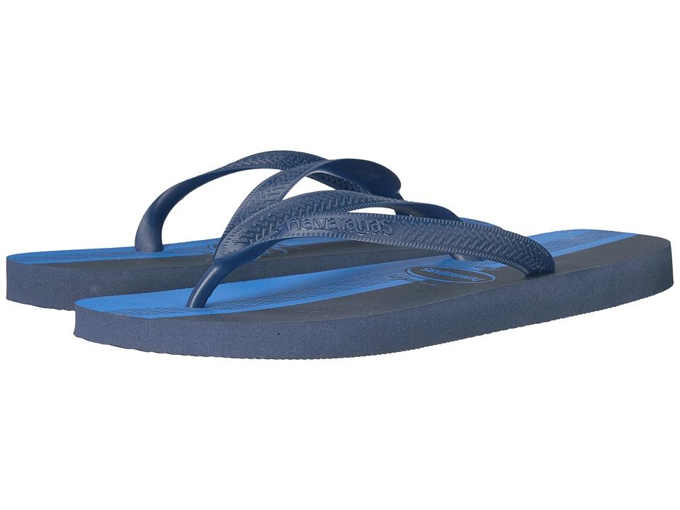 Zap887252350684. 4137122-400 4137122-400. Havaianas - Top Conceitos Flip- Flops (Navy Blue) Men's Sandals ...