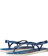 Havaianas - Luna Print Flip-Flops