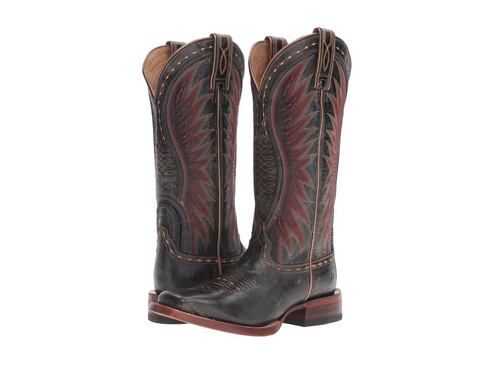 AriatVaquera  (Castlerock) Cowboy Boots