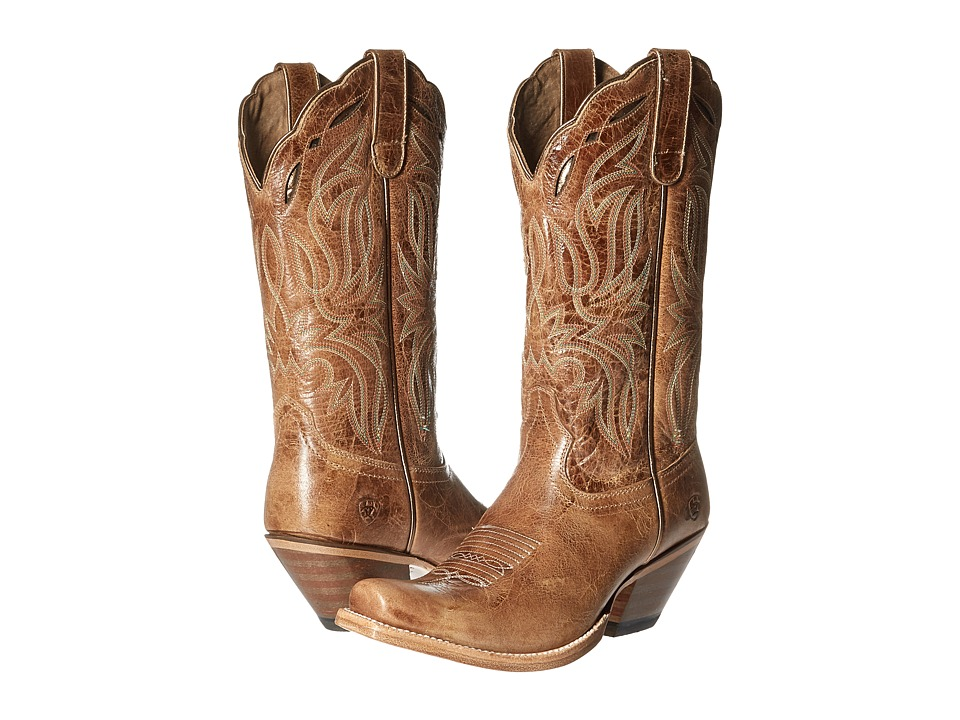 Ariat Bristol (Tan) Cowboy Boots