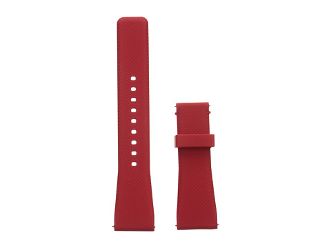 Michael Kors Access Bradshaw Silicone Strap for Smartwatch - Red
