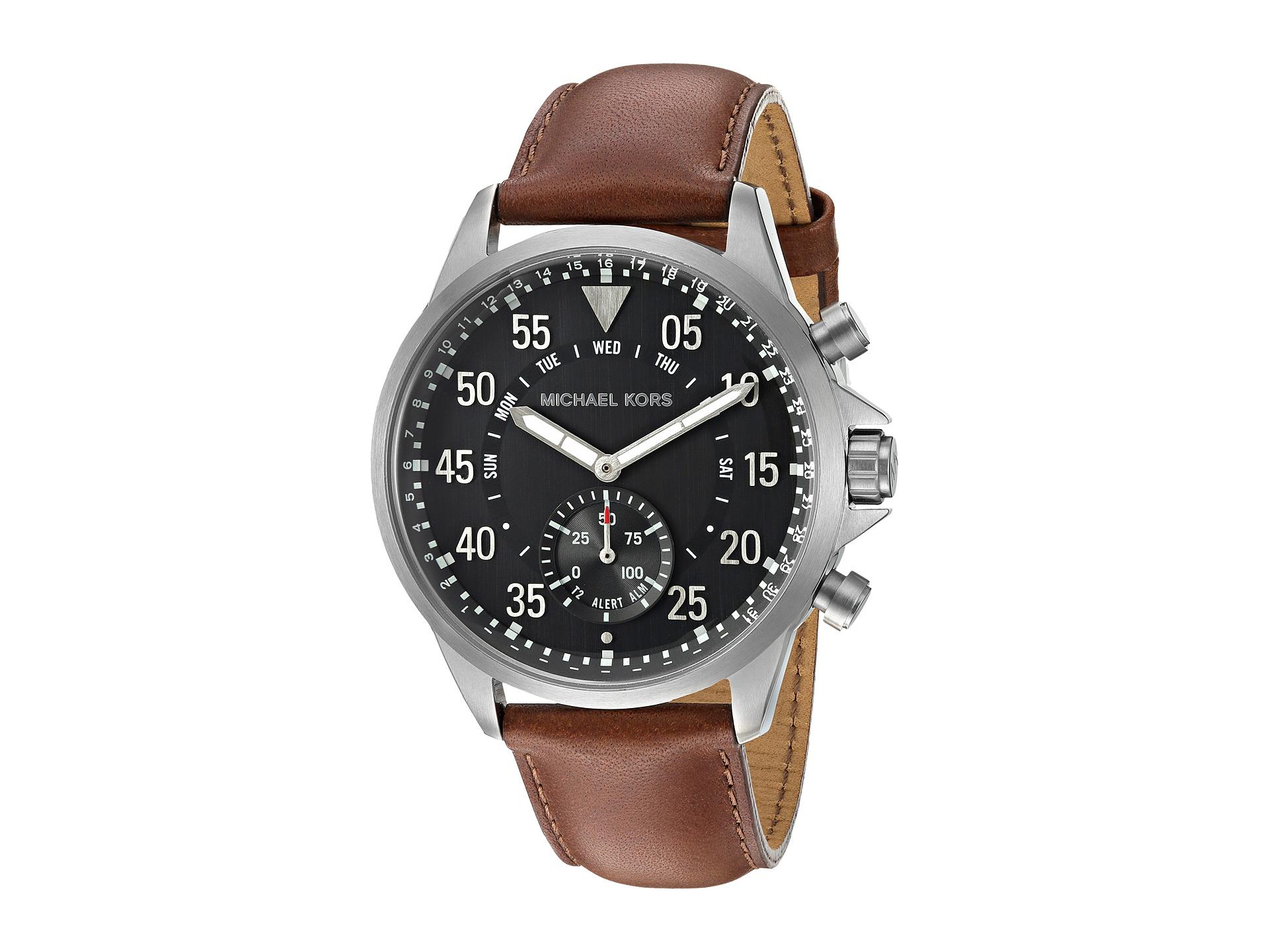 michael kors access gage hybrid smartwatch mkt4001 at. Black Bedroom Furniture Sets. Home Design Ideas