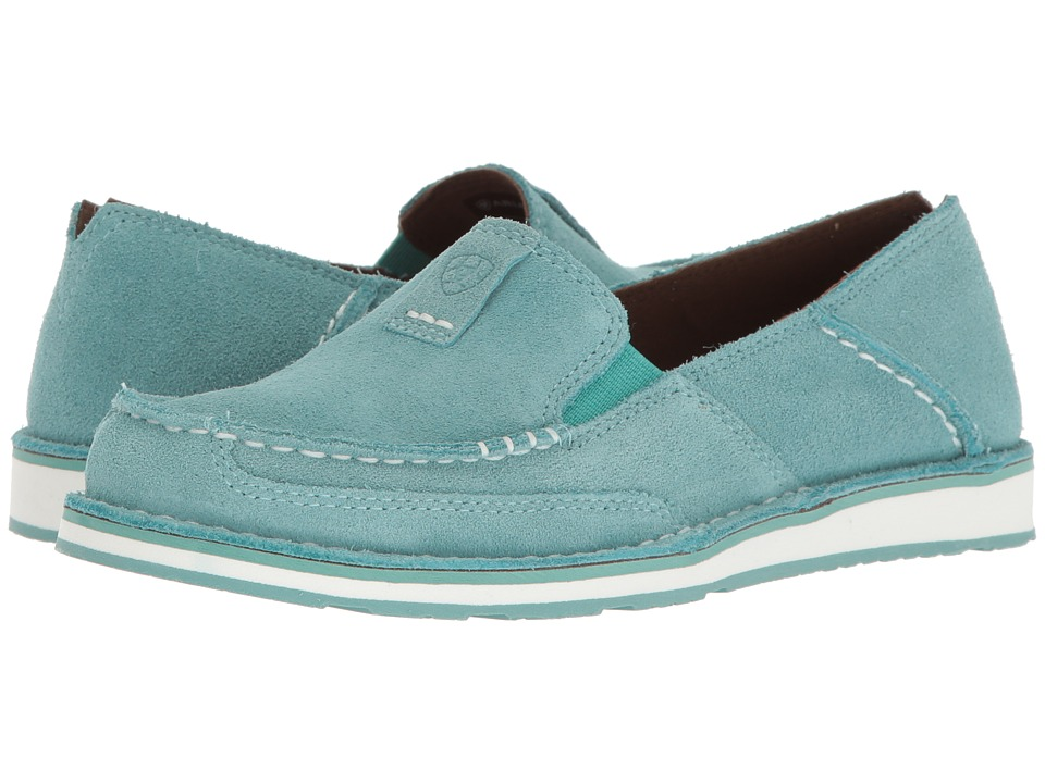 Ariat Cruiser (Aqua Suede) Women