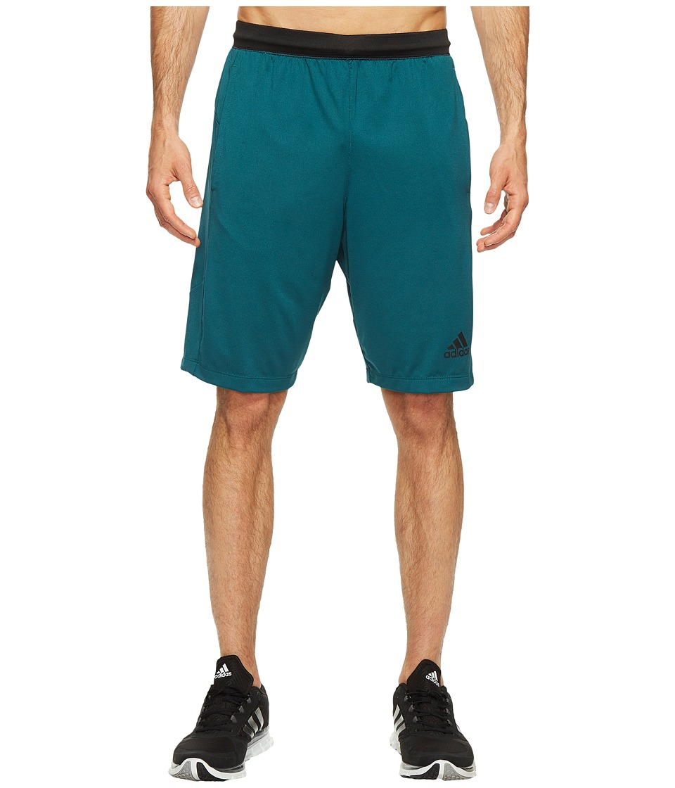 adidas SpeedBreaker Hype Shorts (Mystery Green) Men