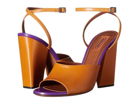 Missoni Sculpted Heel Sandal - Ametista