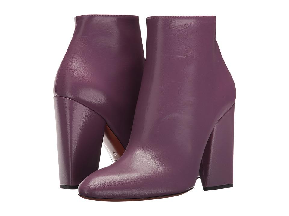 Missoni Sculpted Heel Ankle Boot (Mauve) Women