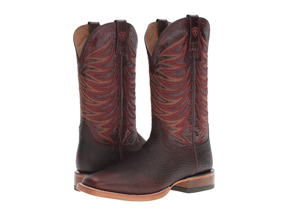Ariat High Country (Dapple Bay/Blood Bay Appy) Cowboy Boots
