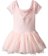 Bloch Kids - Embroidered Mesh Tutu Dress (Toddler/Little Kids/Big Kids)
