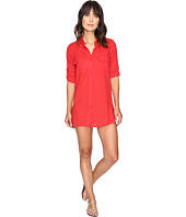 LAUREN Ralph Lauren - Crushed Camp Shirt Cover-Up