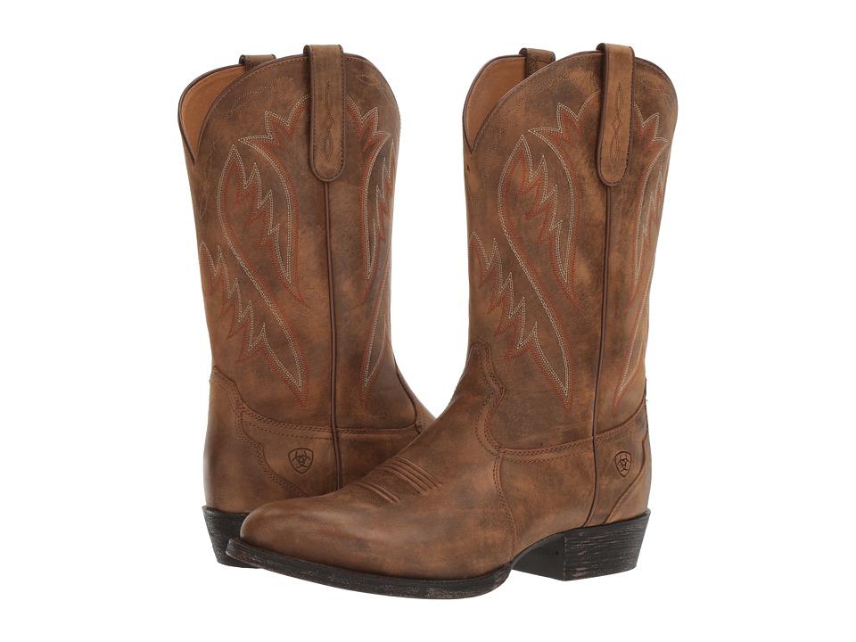 Ariat Cut Loose (Tawny) Cowboy Boots