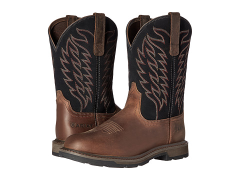 Ariat Groundbreaker Pull-On - Brown/Black