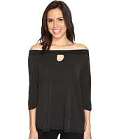 Brigitte Bailey - Kennedy Off the Shoulder Keyhole Top