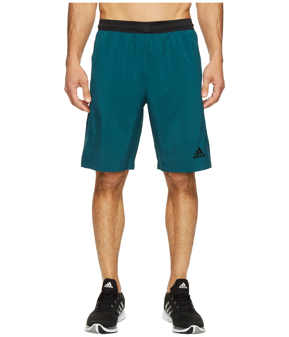 adidas Designed-2-Move Woven Shorts (Mystery Green) Men