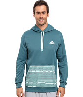 adidas - Team Issue Fleece Pullover Glitch