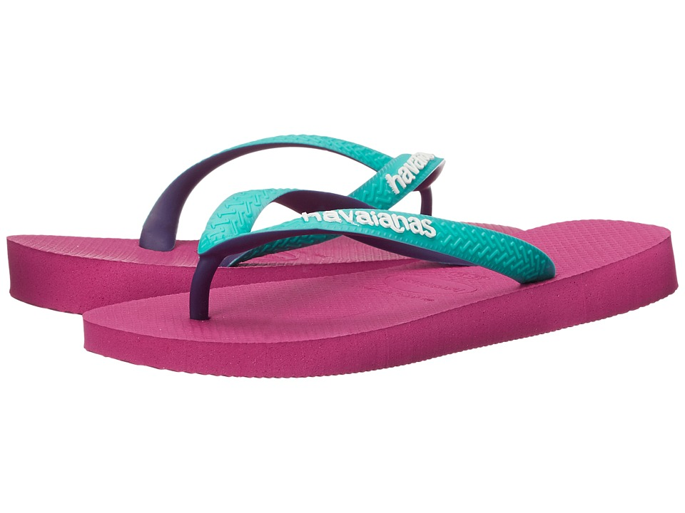 Havaianas Top Mix Flip Flops (Raspberry Rose) Women