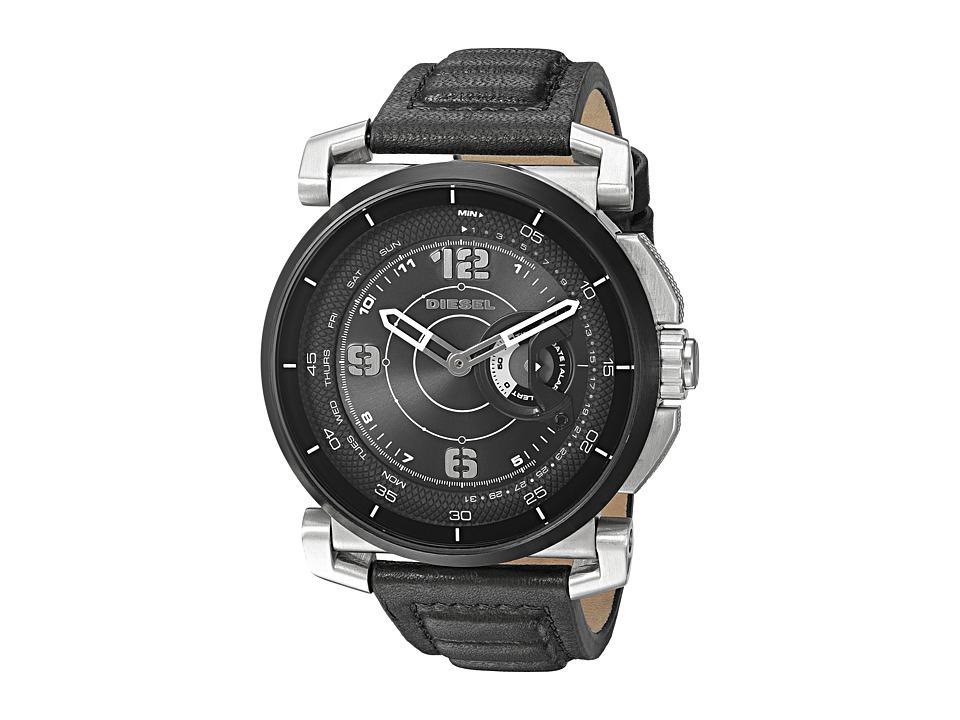 Diesel On Time Smartwatch - DZT1000 (Black) Watches