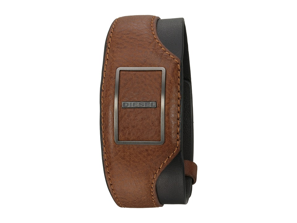 Diesel - On Track Tracker - DXA1202 (Brown) Watches