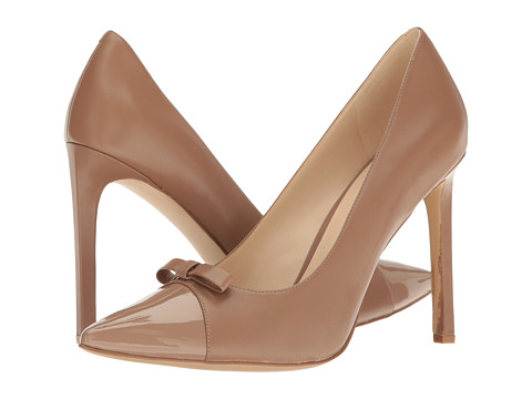 Nine West Thaliah - Natural Leather