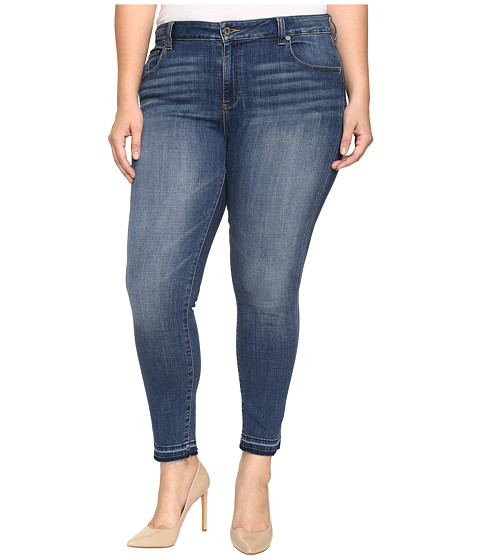 Lucky Brand Plus Size Ginger Skinny in Bliss