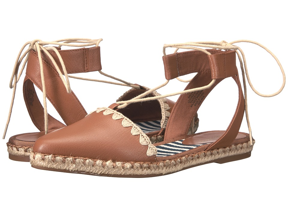 Nine West - Unah (Dark Natural Leather) Womens Shoes