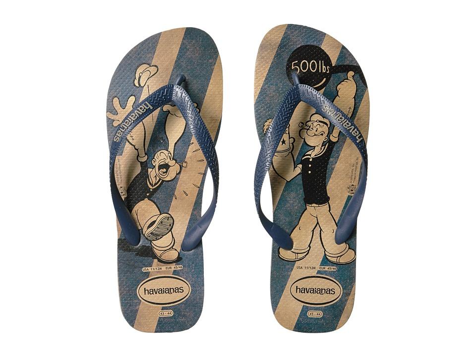 Havaianas Popeye Flip-Flops (Beige) Men