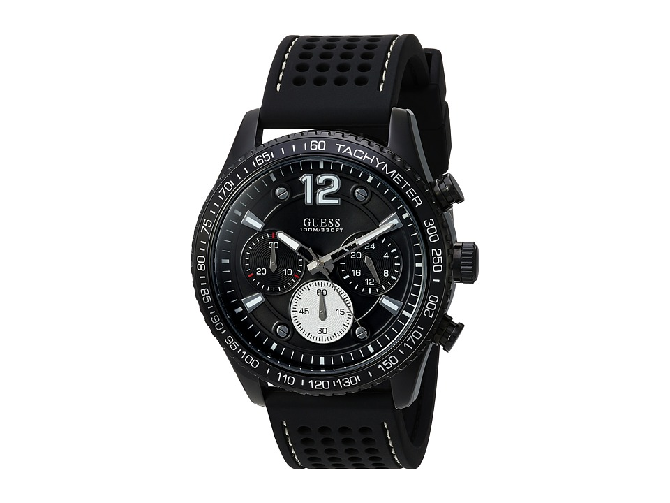 Guess U0971G1 (Black/Gunmetal) Watches