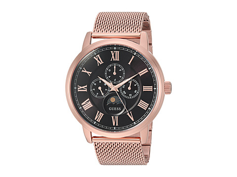 GUESS U0871G5 - Rose Gold/Brown