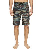 O'Neill - Santa Cruz Printed Boardshorts