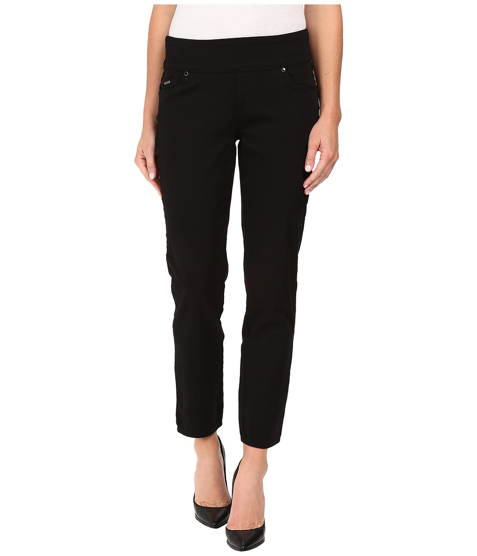 FDJ French Dressing Jeans - Petite D-Lux Denim Pull-On Slim Jegging in Ebony