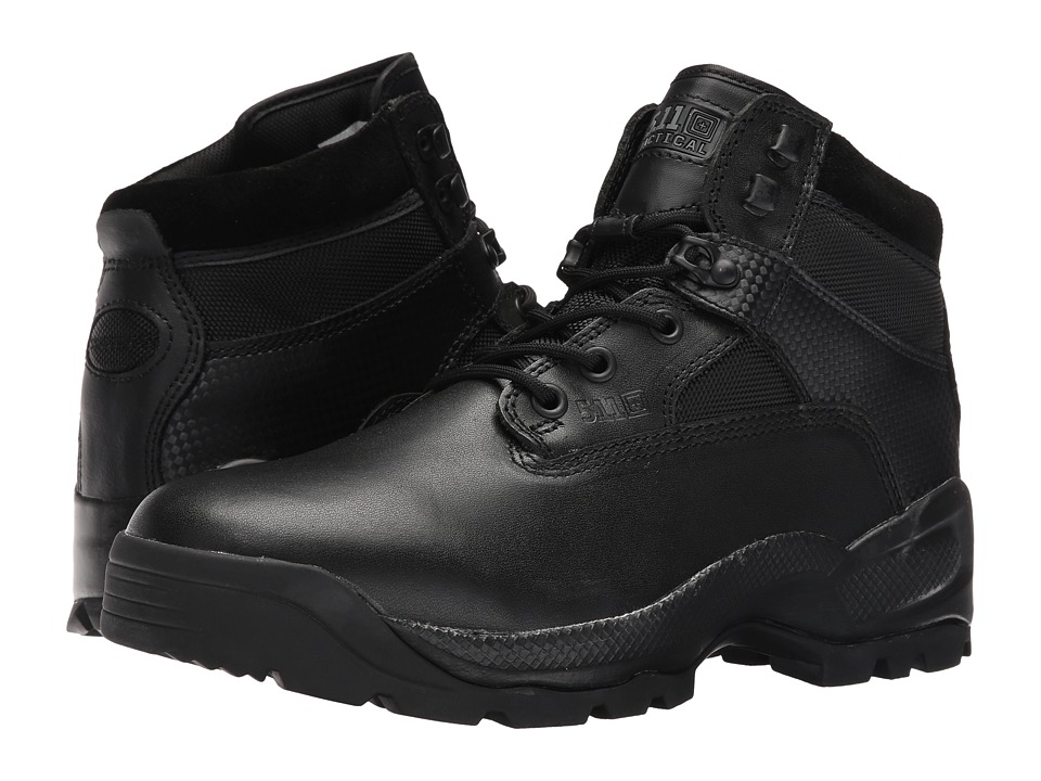 5.11 Tactical - A.T.A.C 6 (Black) Mens Work Boots