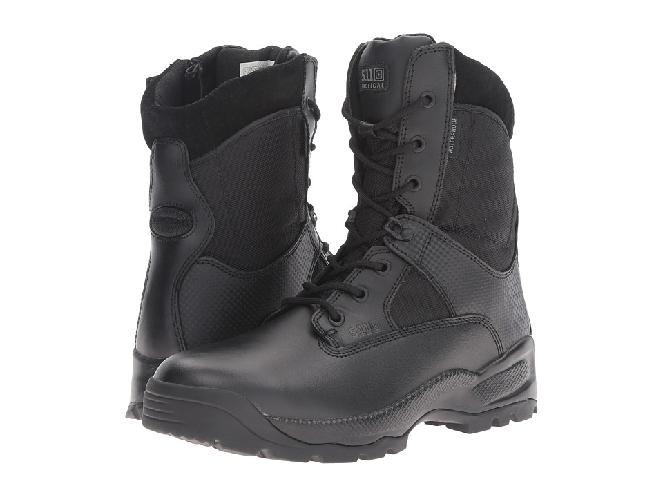 5.11 Tactical - A.T.A.C 8 Storm (Black) Mens Work Boots