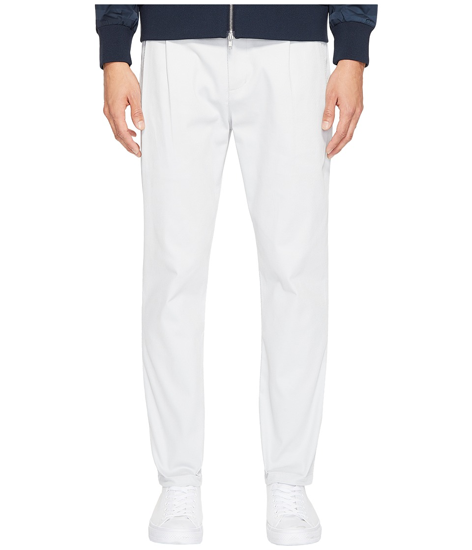 Matiere - Waller Japanese Large Twill Pleated Pants