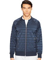 Matiere - Syro Japanese Hi-Density Tonal Striped Bomber