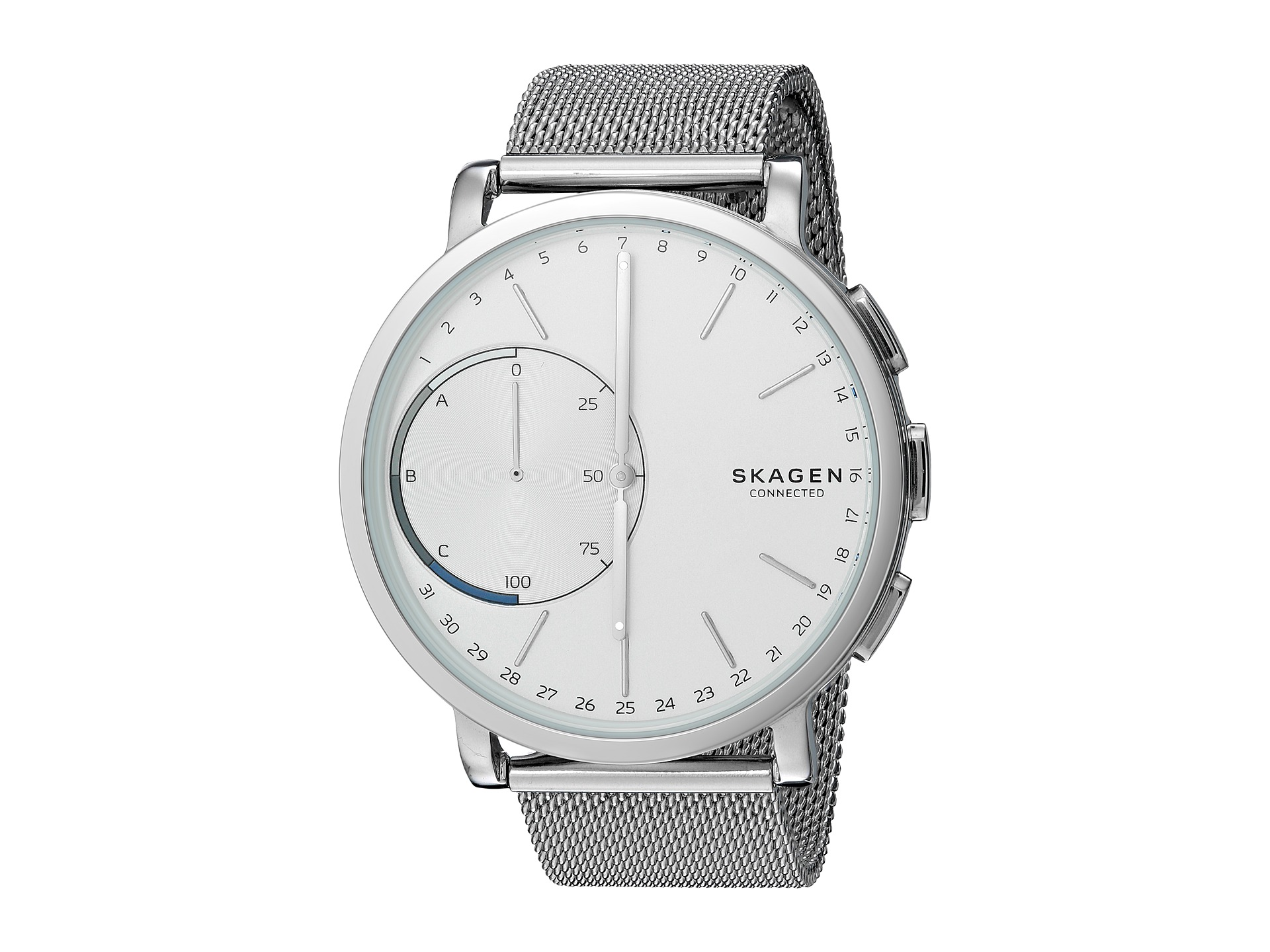 Skagen Hagen Connected Hybrid Smartwatch SKT1100 at Zappos.com