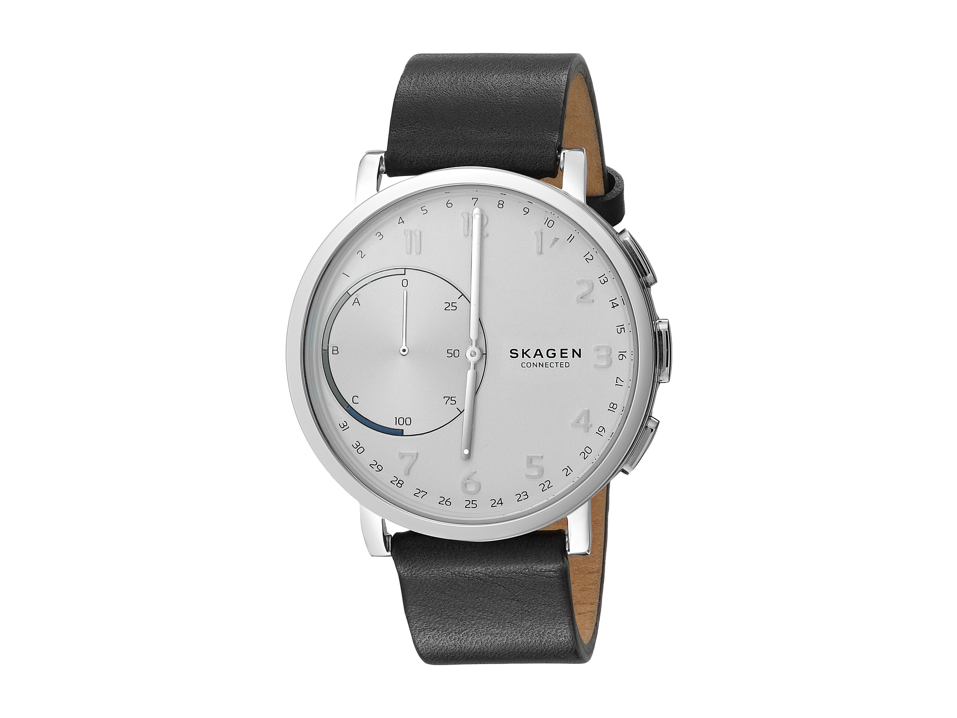 Skagen Hagen Connected Hybrid Smartwatch SKT1101 at Zappos.com