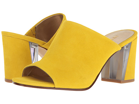 Nine West Gemily - Yellow Suede