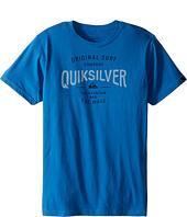 Quiksilver Kids - Sunset Town Screen Tee (Big Kids)