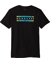 Quiksilver Kids - In Da Box Screen Tee (Big Kids)