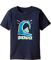 Quiksilver Kids - Logololo Screen Tee (Toddler/Little Kids)