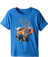 Quiksilver Kids - Surftrax Screen Tee (Toddler/Little Kids)