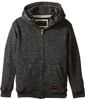 Quiksilver Kids - Keller Zip Fleece Top (Big Kids)