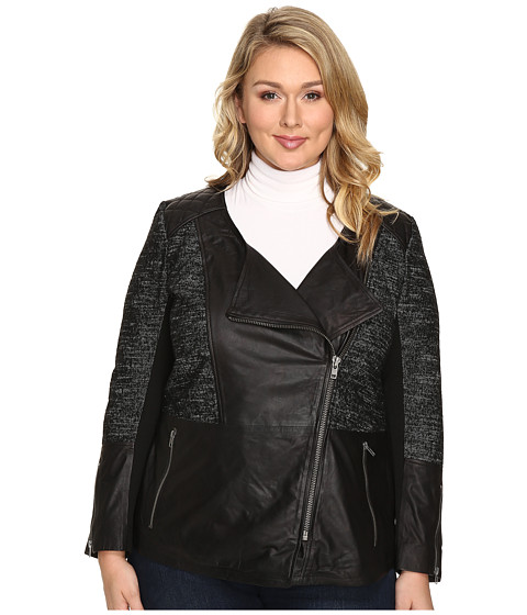 Lucky Brand Plus Size Moto Jacket