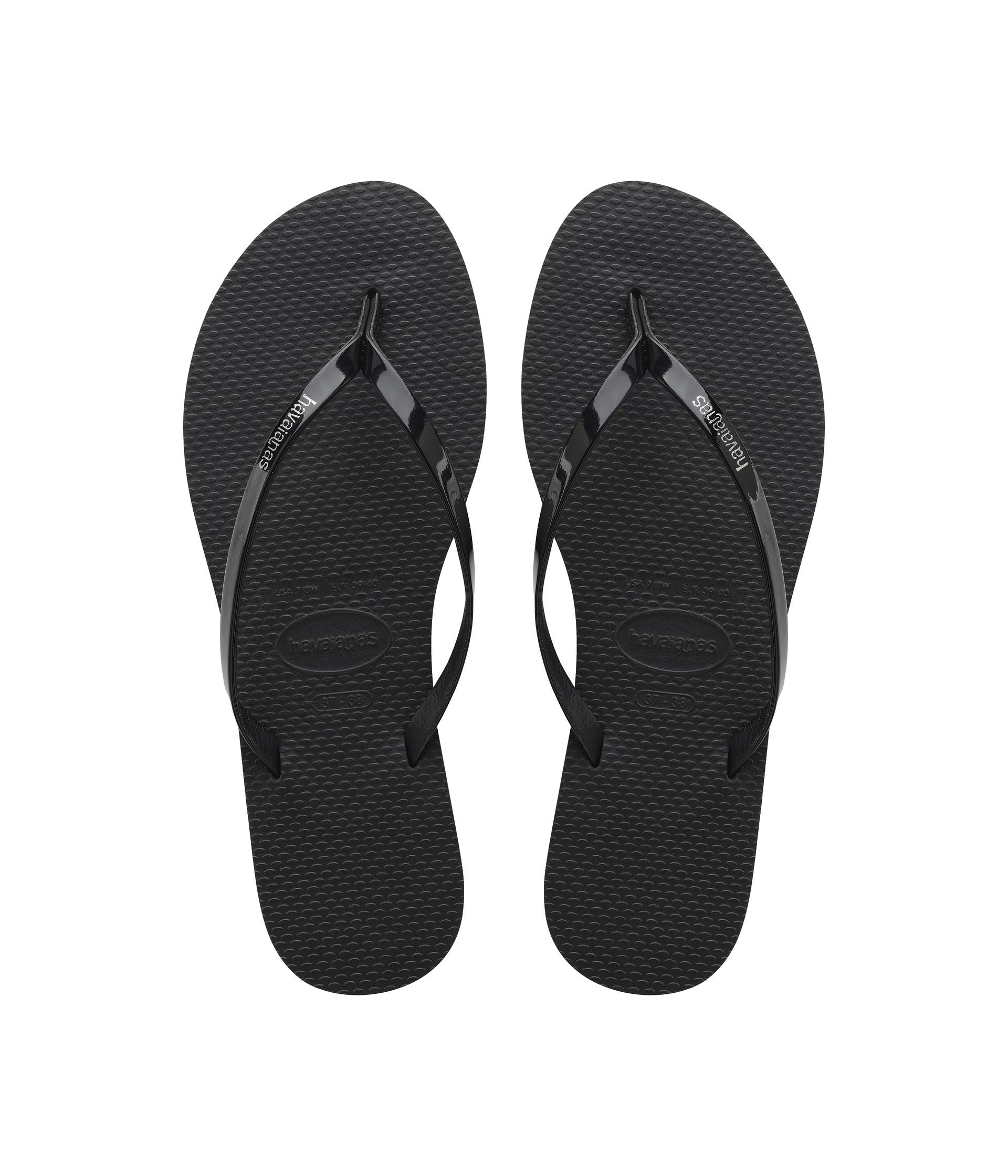 Black rainbow sandals with crystals - Black Rainbow Sandals With Crystals 35